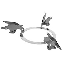 Buy Smeg KPDSN60B Dolce Stil Novo Bird Design Pan Stand Kit Online at johnlewis.com