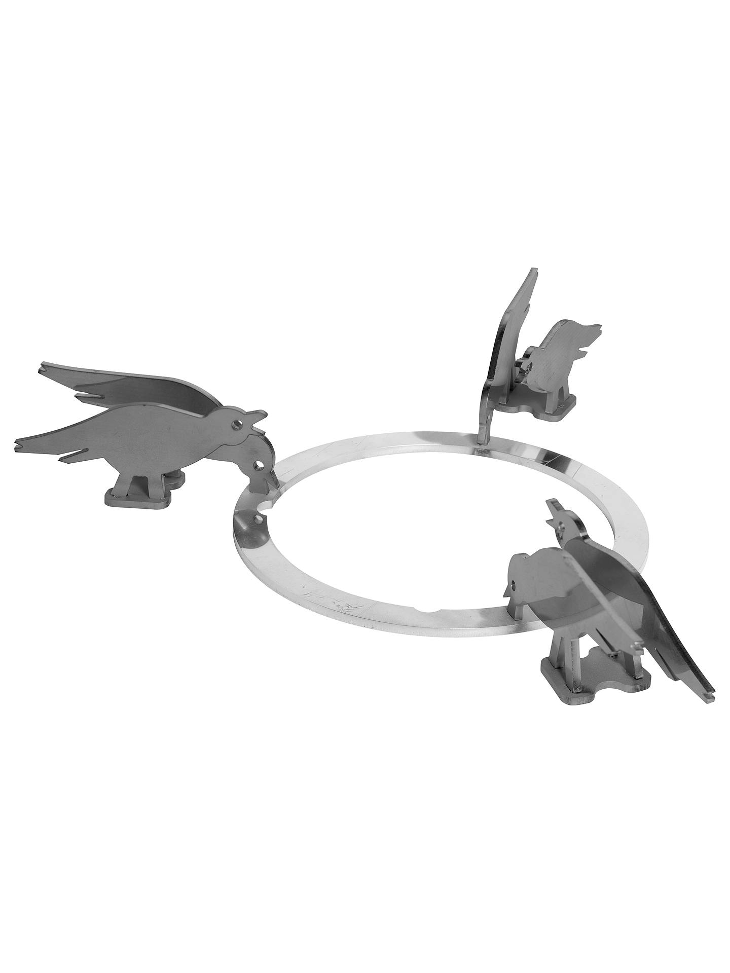 BuySmeg KPDSN60B Dolce Stil Novo Bird Design Pan Stand Kit Online at johnlewis.com