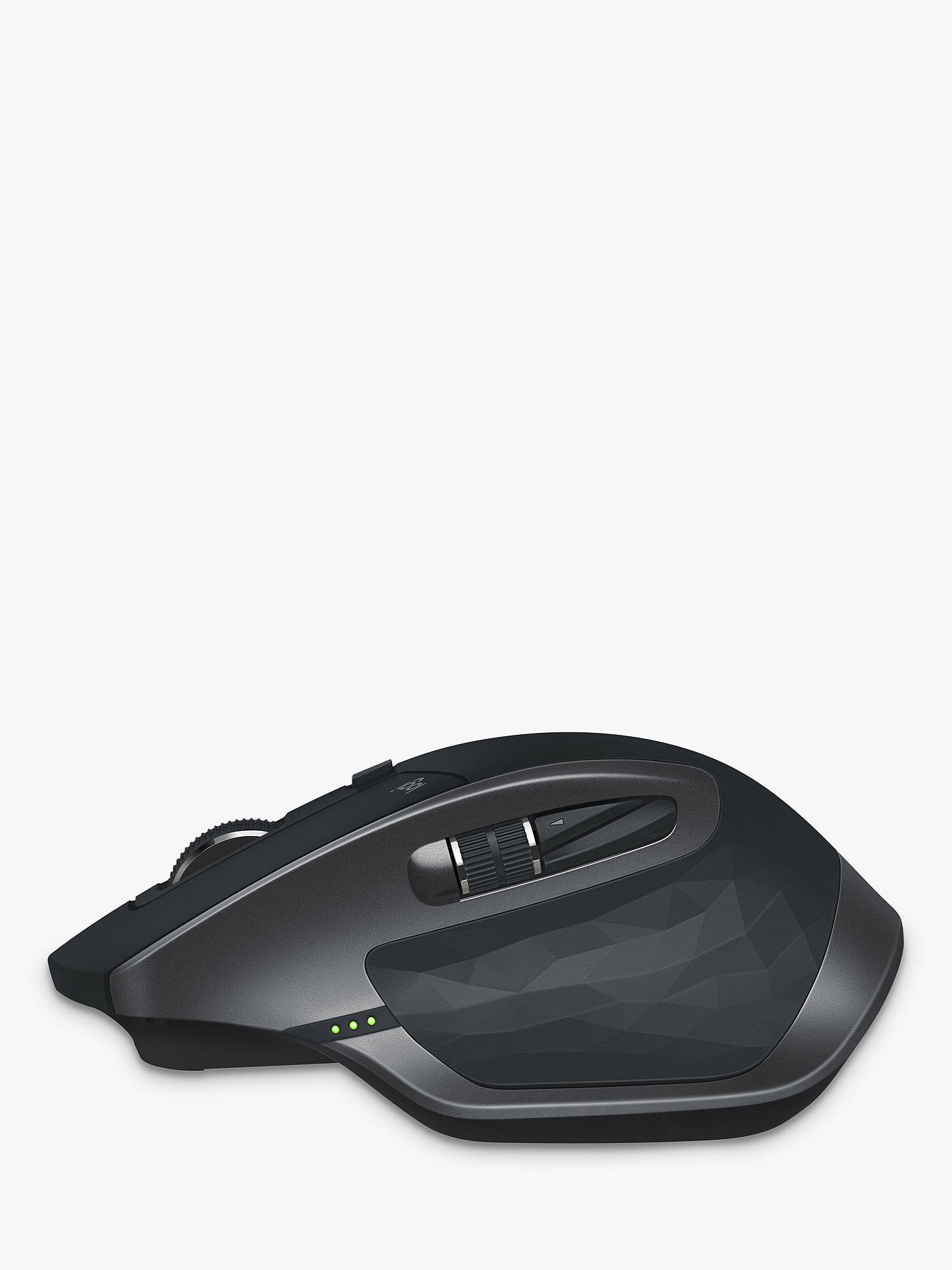 Logitech MX Master 2S Wireless Mouse, Black