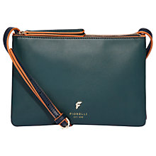 Buy Fiorelli Bunton Double Compartment Cross Body Bag Online at johnlewis.com