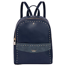 Buy Fiorelli Trenton Backpack, Winter Stud Online at johnlewis.com