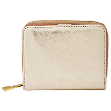 Buy Fossil Emma Leather RFID Mini Purse Online at johnlewis.com