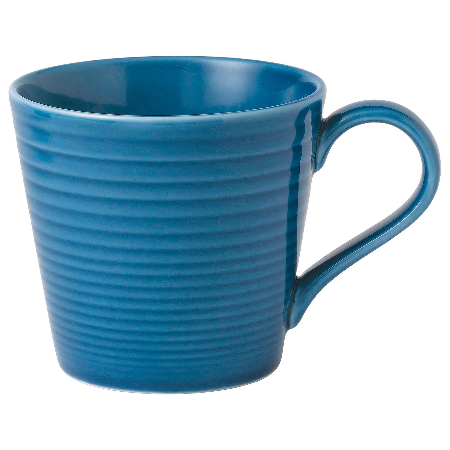 Gordon Ramsay by Royal Doulton Maze Mug, 400ml, Denim at John Lewis
