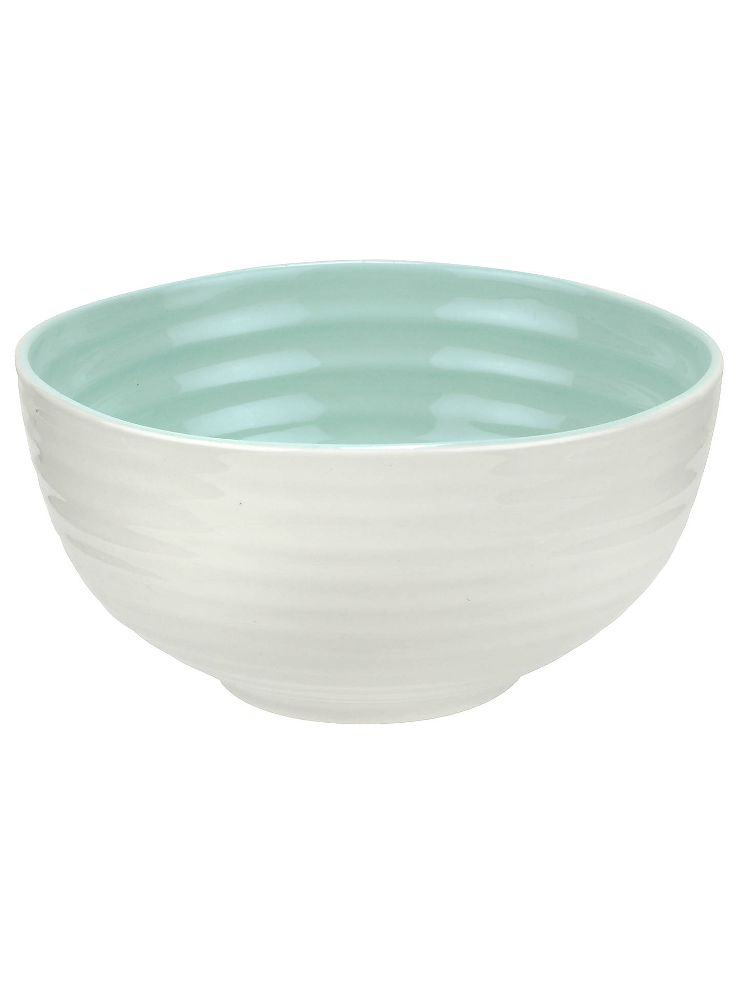 BuySophie Conran for Portmeirion Bowl, Dia.14cm, Celadon Online at johnlewis.com