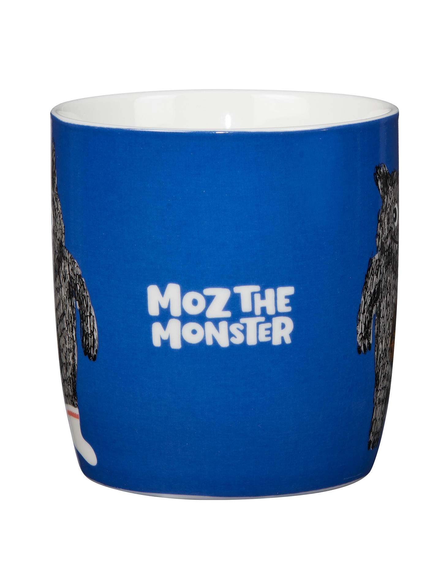 BuyJohn Lewis Moz The Monster China Mug, 350ml Online at johnlewis.com