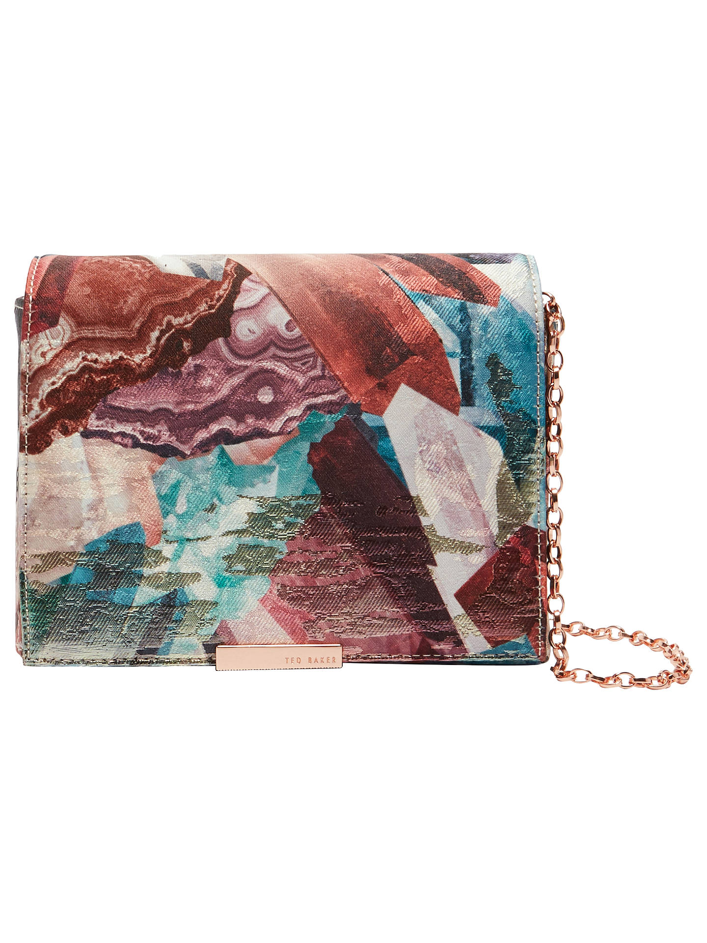 61e796692818 Buy Ted Baker Candis Mirrored Minerals Evening Bag