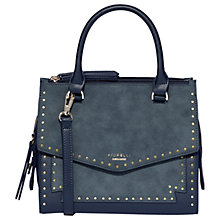 Buy Fiorelli Mia Small Studded Grab Bag, Winter Stud Online at johnlewis.com