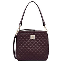 Buy Fiorelli Beaumont Quilted Mini Satchel Online at johnlewis.com