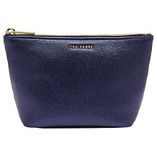 Buy Ted Baker Lanna Grainy Make Up Bag Online at johnlewis.com