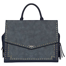 Buy Fiorelli Mia Large Studded Grab Bag, Winter Stud Online at johnlewis.com