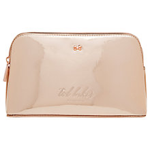 Buy Ted Baker Lindsay Mirrored Makeup Bag Online at johnlewis.com