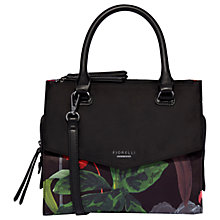 Buy Fiorelli Mia Small Print Grab Bag, Winter Bot Online at johnlewis.com