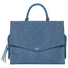 Buy Fiorelli Mia Large Quilted Grab Bag Online at johnlewis.com