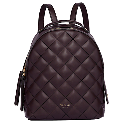 Fiorelli Anouk Small Quilted Backpack