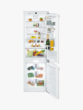 Liebherr SICN3386 Integrated 60/40 Fridge Freezer, 56cm Wide, White