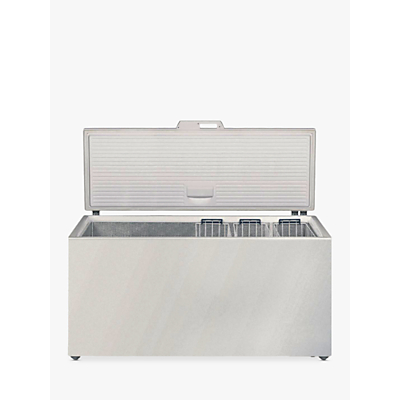 Liebherr GT6122 Chest Freezer, A+ Energy Rating, 164cm Wide, White