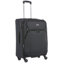 Buy Antler Airstream 66cm 4-Wheel Medium Case, Charcoal Online at johnlewis.com
