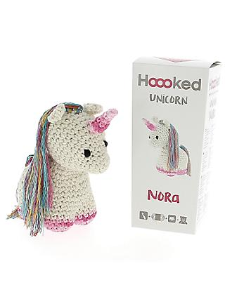 Hoooked Unicorn Crochet Kit, Cream