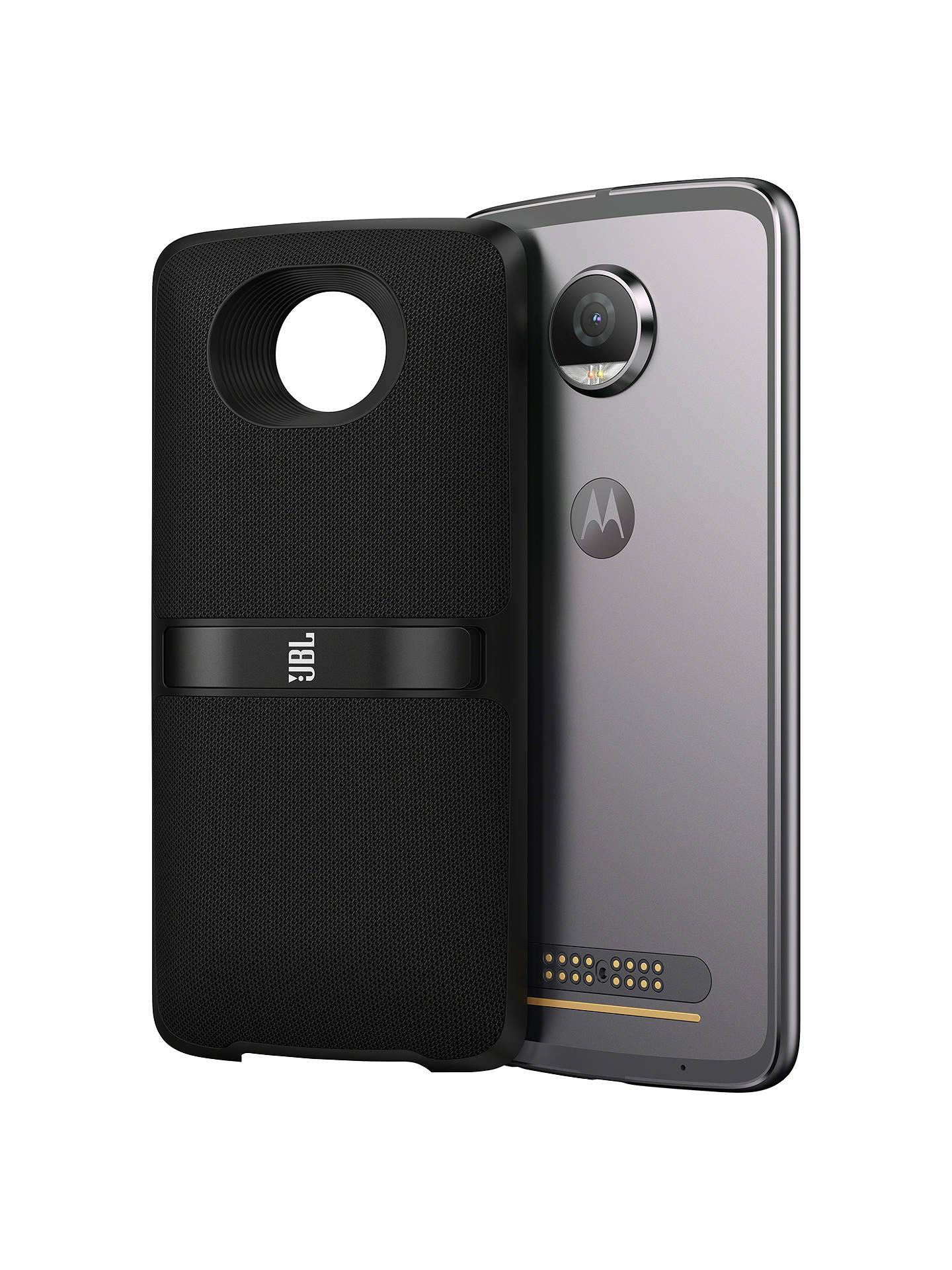 BuyMoto Mod JBL SoundBoost 2 Speaker for Any Smartphone in Moto Z Family Online at johnlewis ...