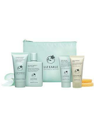 Liz Earle Try Me Skincare Kit, Normal / Combination