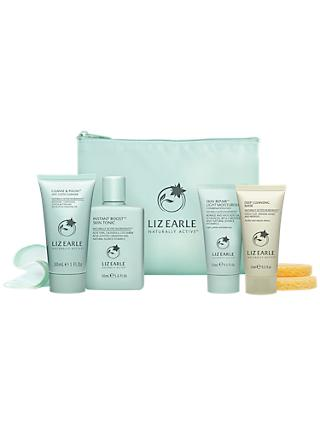 Liz Earle Try Me Skincare Kit, Combination / Oily