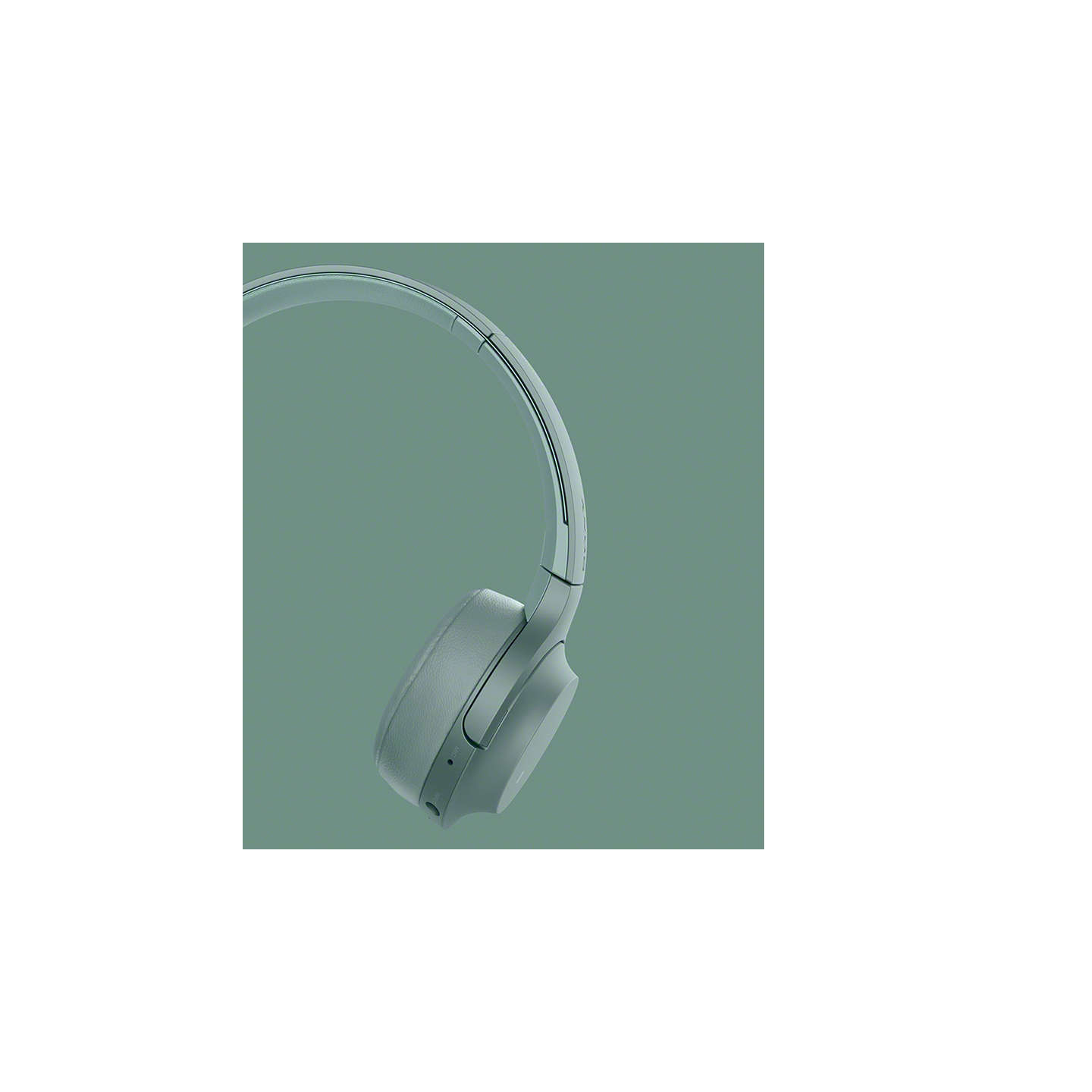 BuySony WH-H800 h.ear on 2 Mini Bluetooth NFC Wireless On-Ear Headphones, Green Online at johnlewis.com