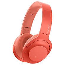 Buy Sony WH-H900N h.ear on 2 Wireless Bluetooth NFC Over-Ear Headphones with Noise Cancellation Online at johnlewis.com