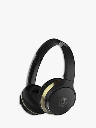 Audio-Technica ATH-AR3BT Wireless Bluetooth NFC On-Ear Headphones