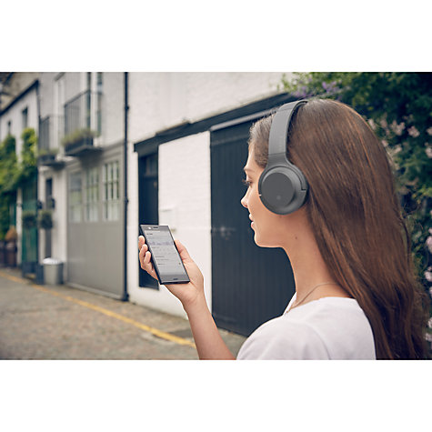 Buy Sony WH-H800 h.ear on 2 Mini Bluetooth NFC Wireless On-Ear Headphones Online at johnlewis.com