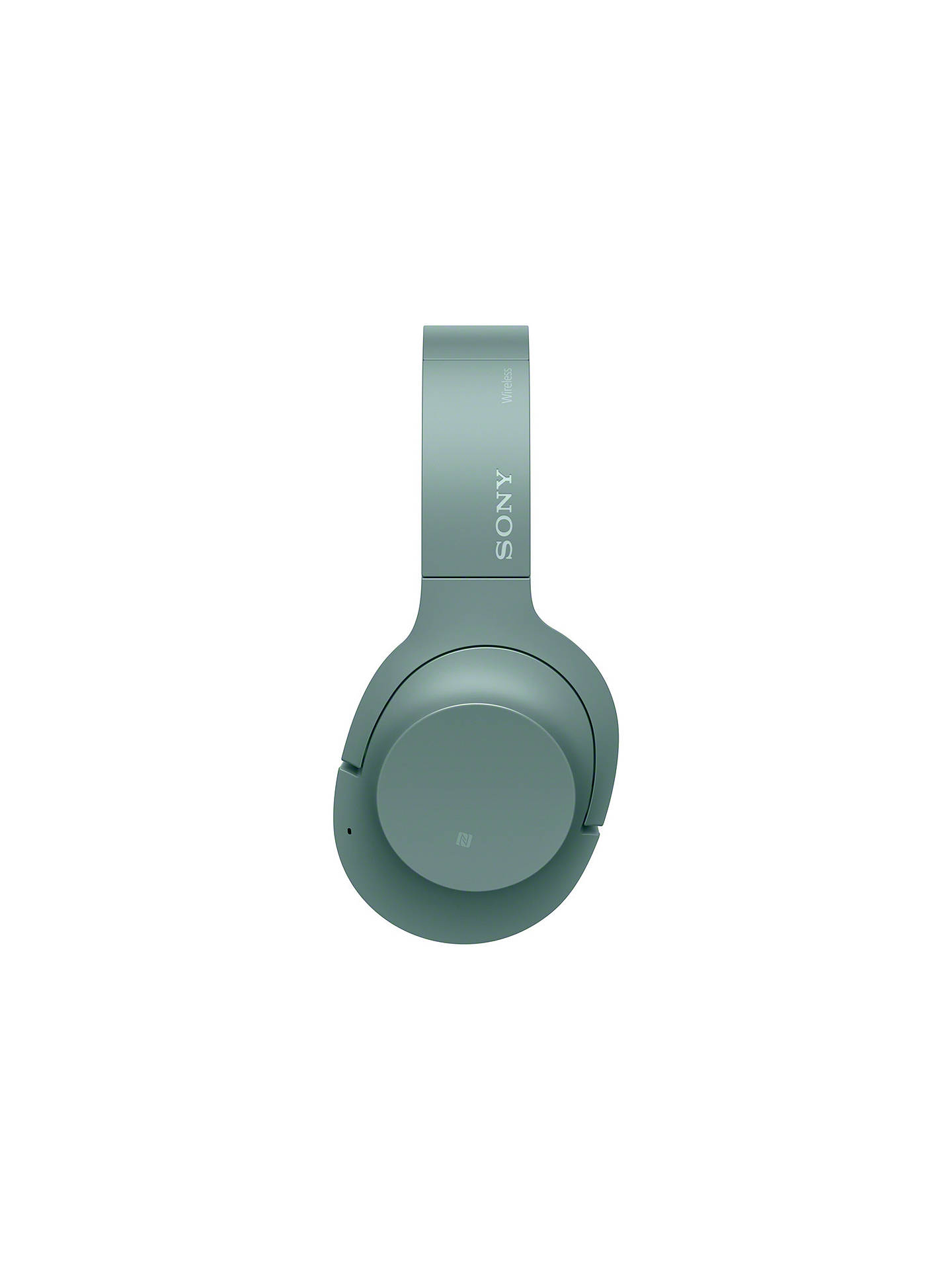 Buy Sony WH-H900N h.ear on 2 Wireless Bluetooth NFC Over-Ear Headphones with Noise Cancellation, Green Online at johnlewis.com