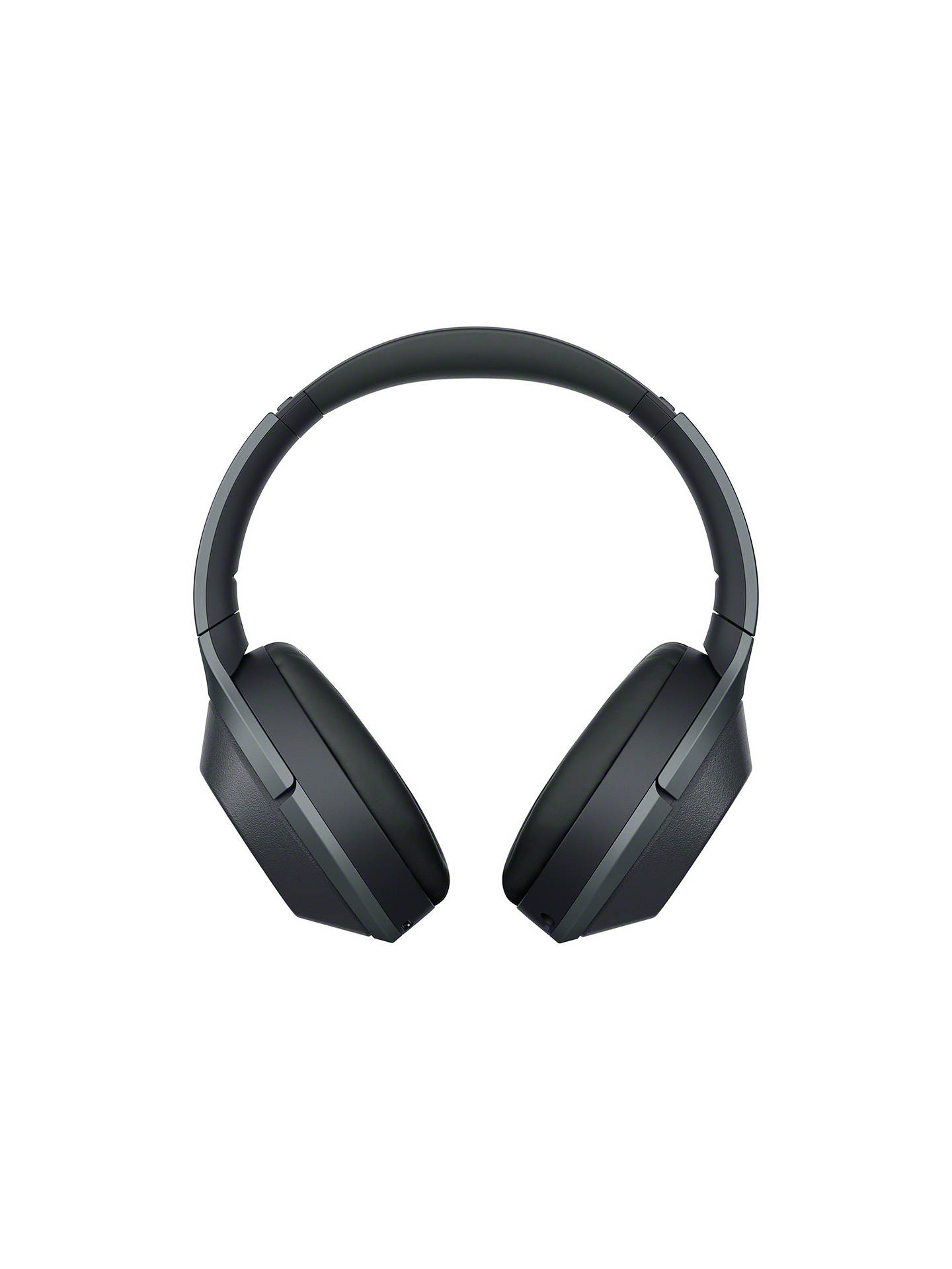 BuySony WH-1000XM2 Noise Cancelling Wireless Bluetooth NFC High Resolution Audio Over-Ear Headphones with Mic/Remote, Black Online at johnlewis.com