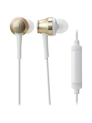Audio-Technica ATH-CKR70IS High Resolution In-Ear Headphones