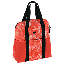 Buy adidas Training Tote Bag, Scarlet Online at johnlewis.com