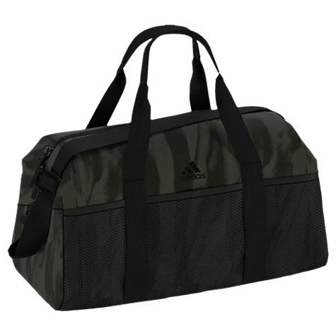 Buy Adidas ID Graphic Duffle Bag Grey Online At Johnlewis