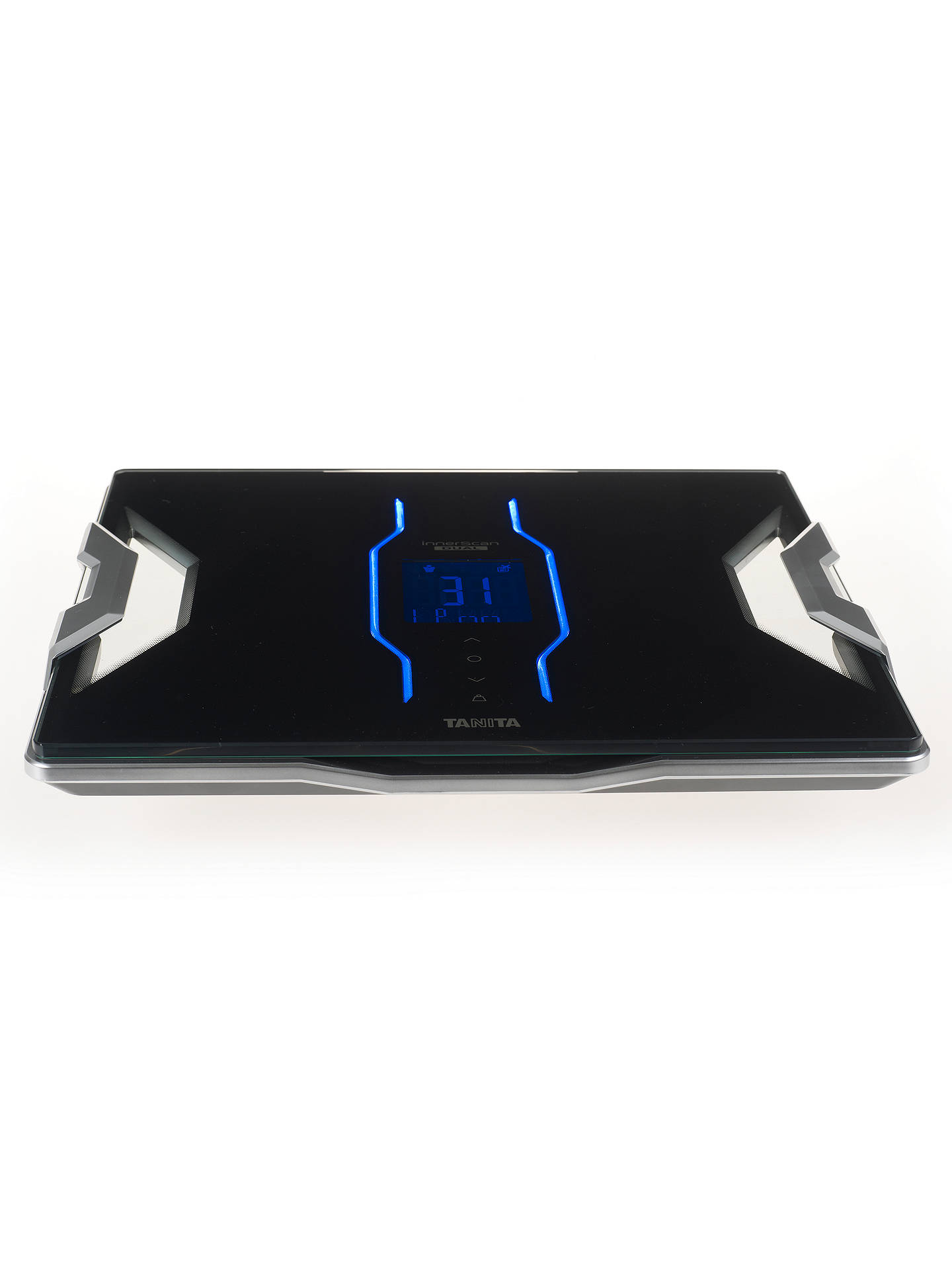 BuyTanita RD-953S Connect Body Composition Monitor Scale, Black Online at johnlewis.com