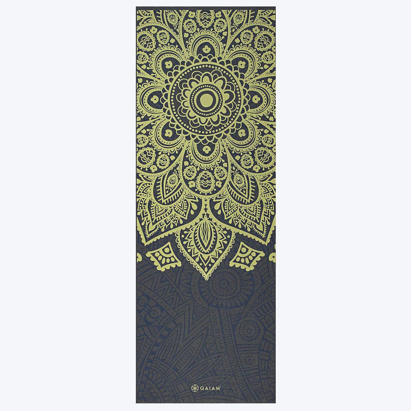 BuyGaiam Keep Your Cool Yoga Premium 6mm Mat and Bottle Set, Multi Online at johnlewis.com