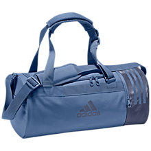 Buy adidas Training Core Bag, Small, Trace Royal Online at johnlewis.com