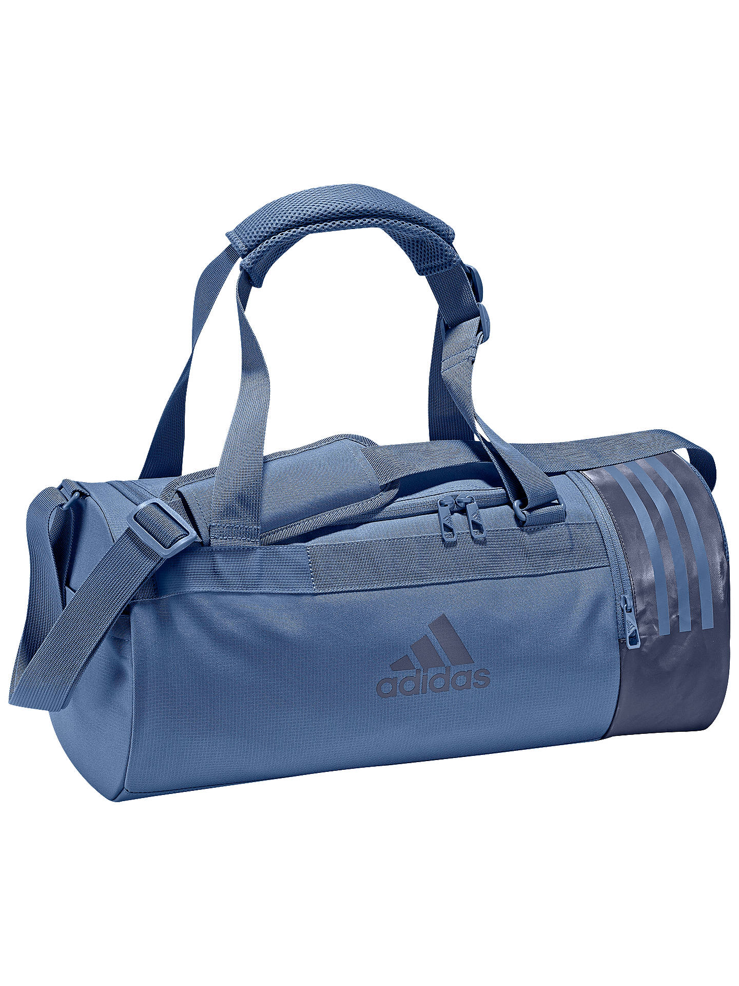 Buyadidas Training Core Bag, Small, Trace Royal Online at johnlewis.com 1711e67b43