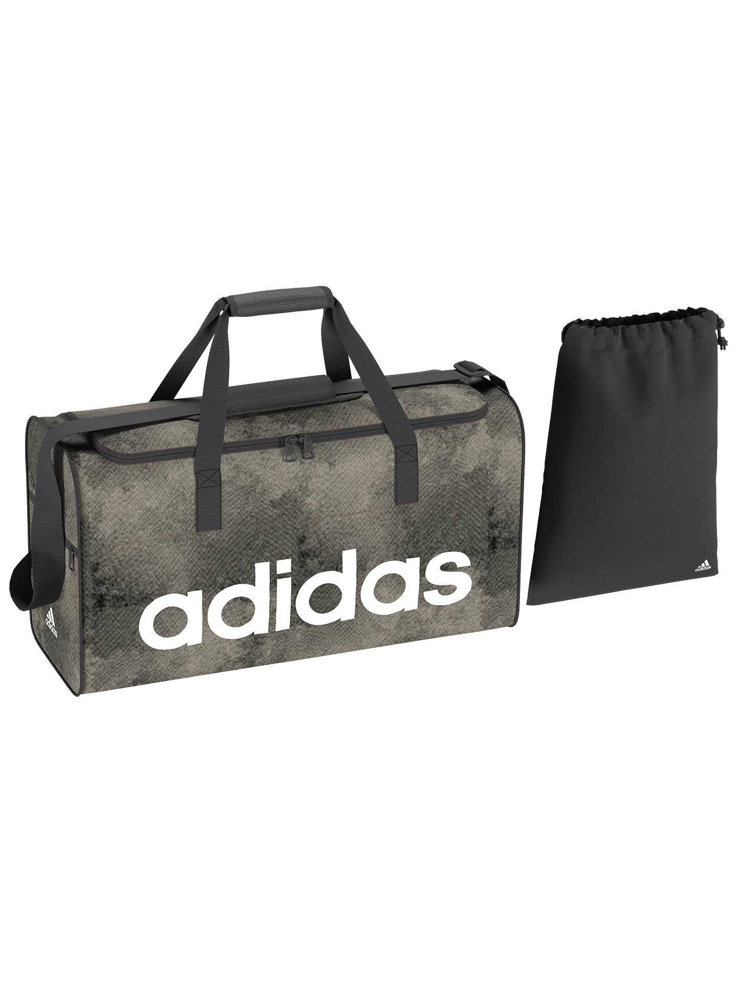 901f7d199fb0 Buyadidas Linear Performance Duffel Bag