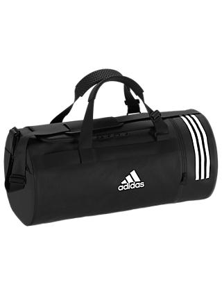 355f099251a2 adidas Convertible 3-Stripes Duffle Bag