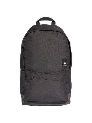 Buy Adidas Classic Backpack, Black Online at johnlewis.com