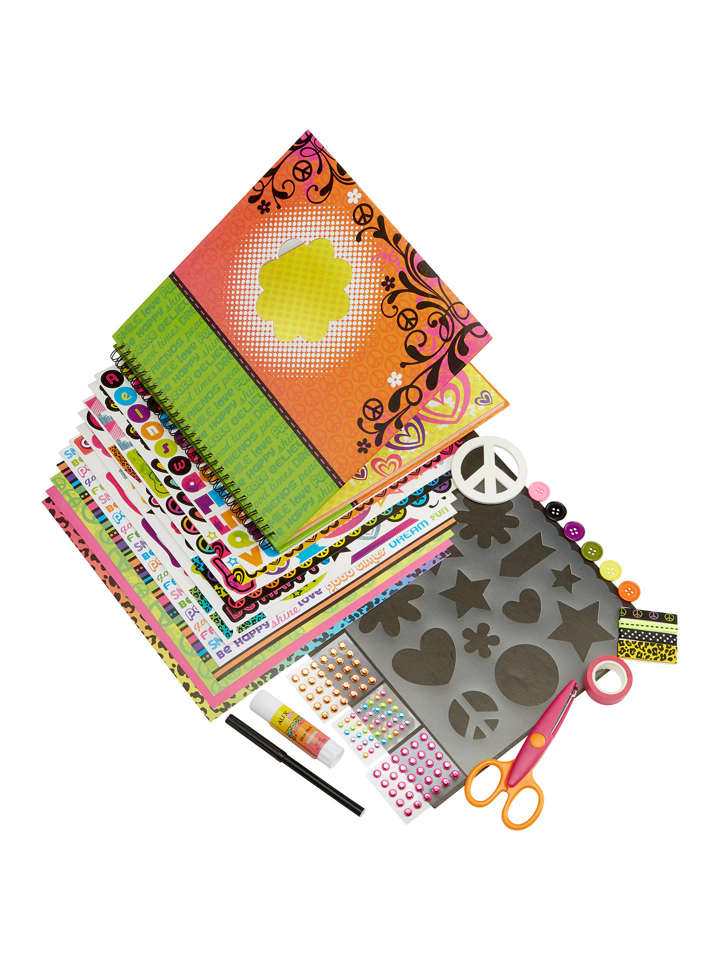 Buy ALEX DIY Groovy Scrapbook Online at johnlewis.com