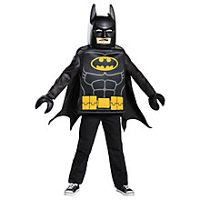 Buy LEGO Batman Dressing-Up Costume Online at johnlewis.com