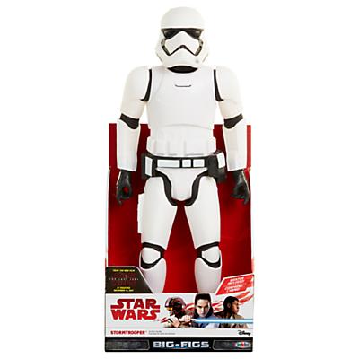 Star Wars Big Fig Storm Trooper 18 Action Figure
