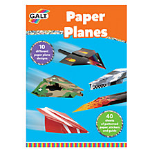 Buy Galt Paper Planes Book Online at johnlewis.com