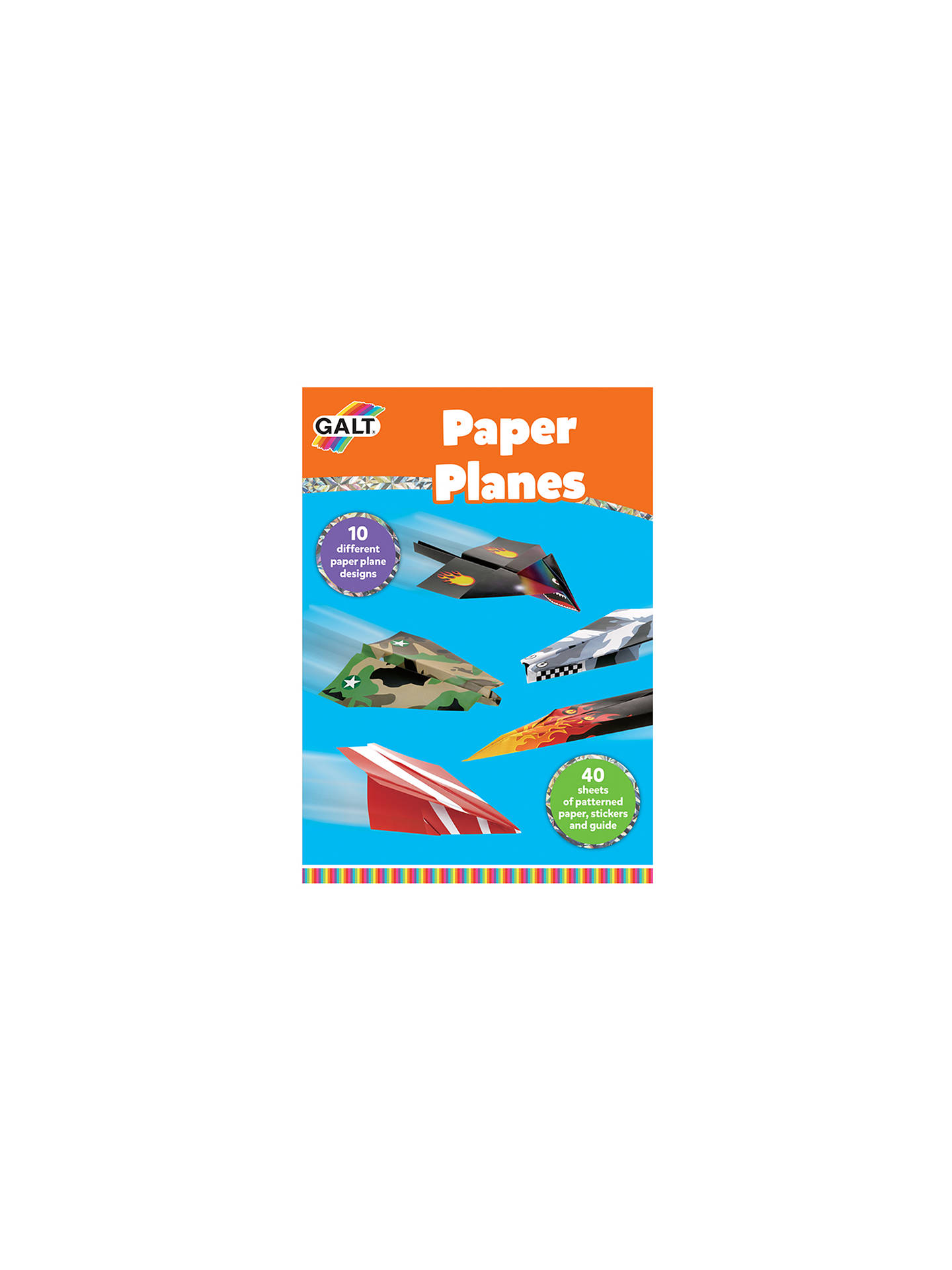 BuyGalt Paper Planes Book Online at johnlewis.com