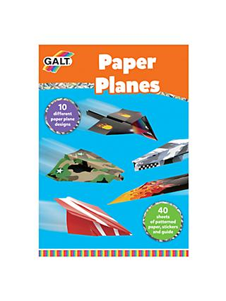 Galt Paper Planes Activity Book