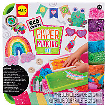 Buy ALEX Paper Making Kit Online at johnlewis.com