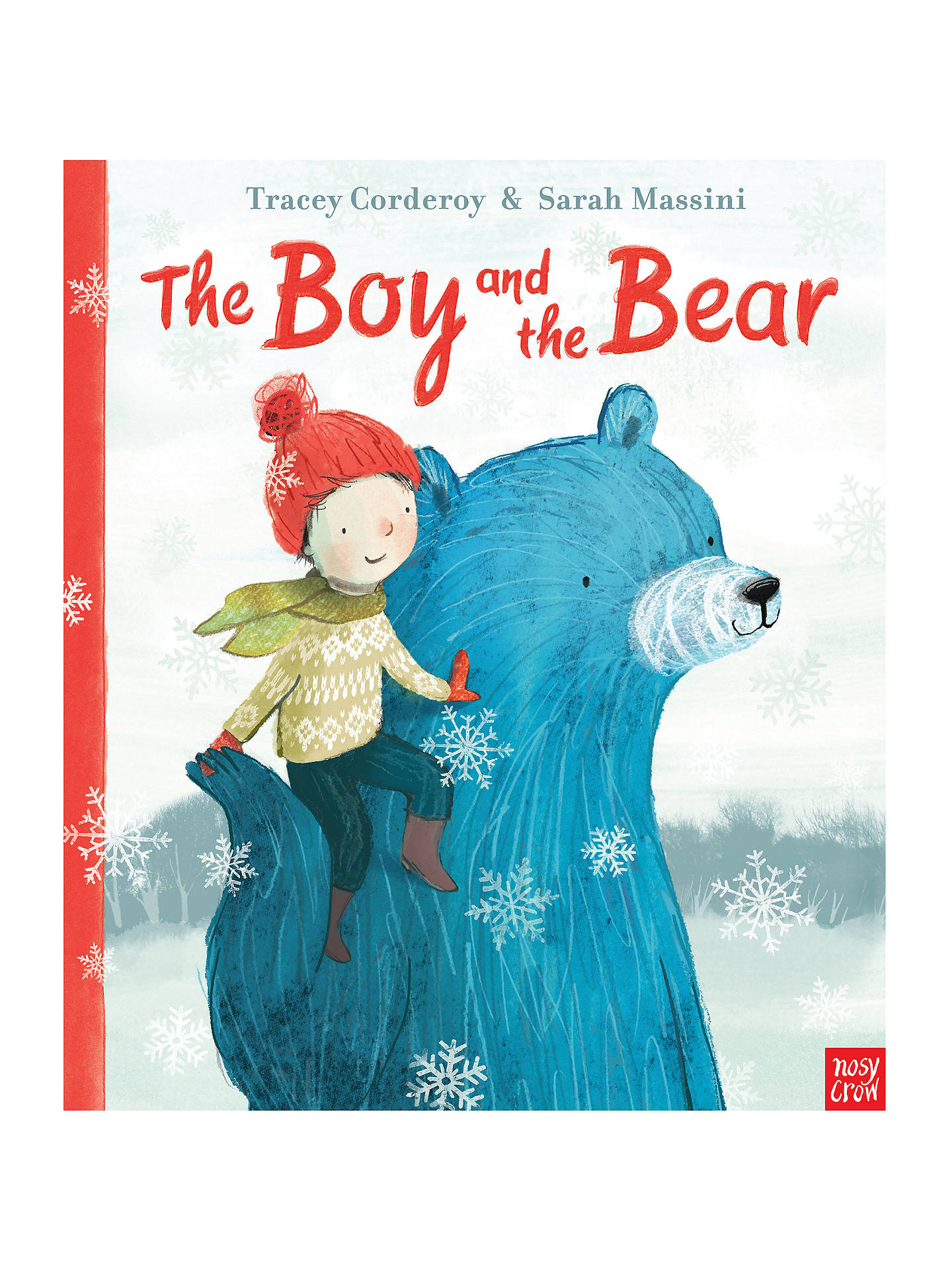 Buy The Boy and The Bear Children's Book Online at johnlewis.com