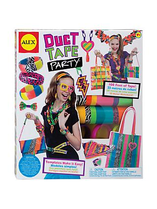 ALEX Duct Tape Party Craft Kit